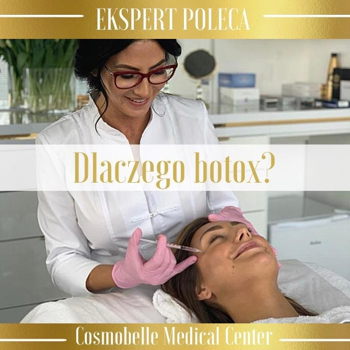Ekspert Teresa Seemann z CosmoBelle Medical Center doradza na temat botoksu