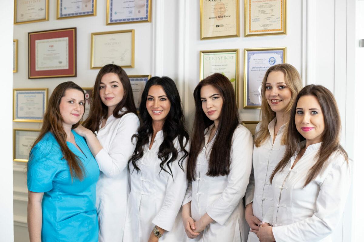 Zespół CosmoBelle Medical Center Katowice